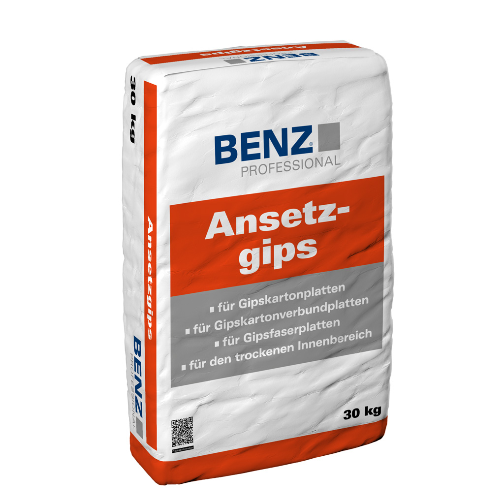 BENZ PROFESSIONAL Ansetzgips