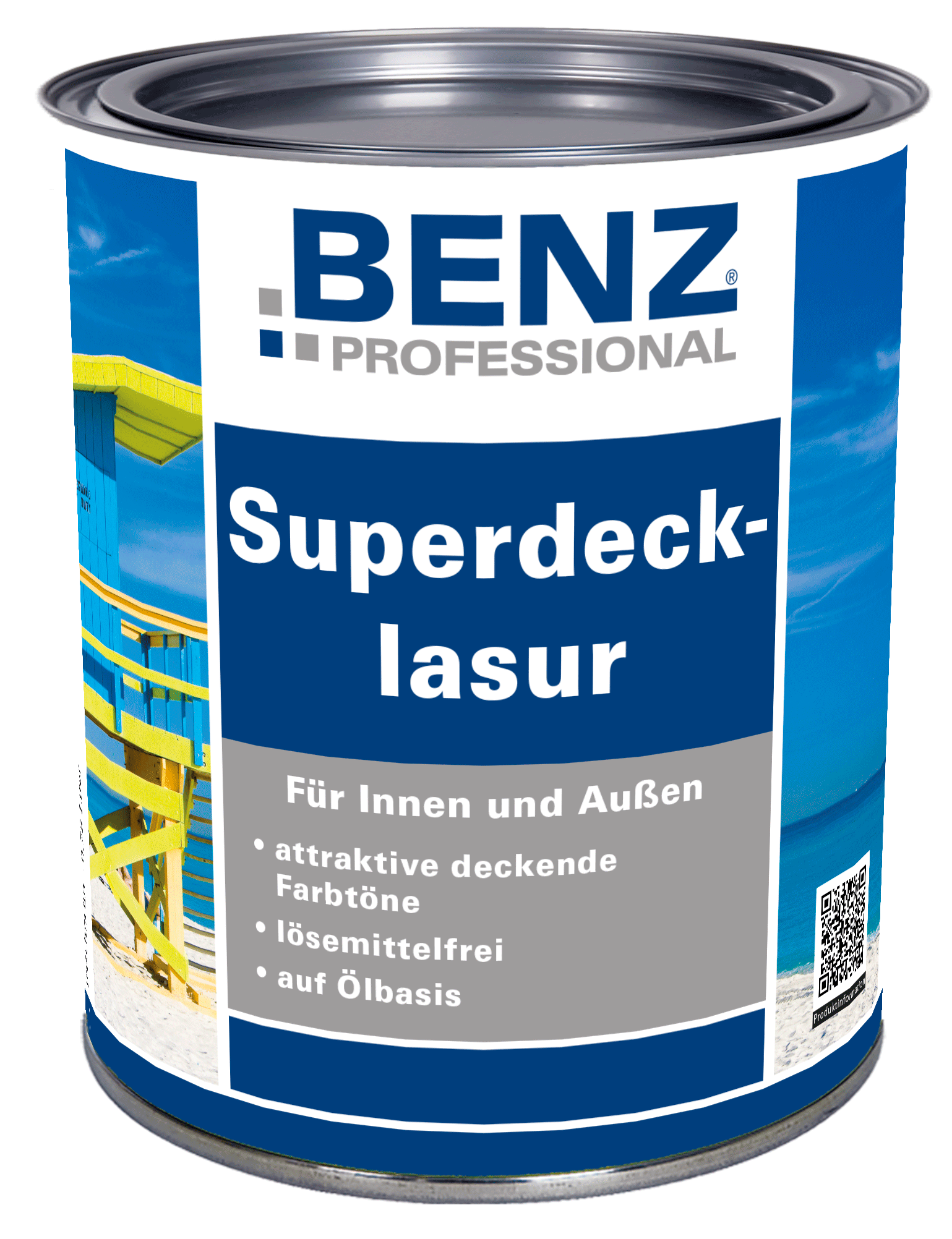 BENZ PROFESSIONAL Superdecklasur