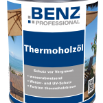 BENZ PROFESSIONAL Thermoholzöl
